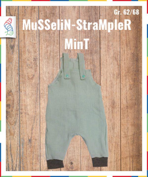 innovatives Design 84a11 b7513 Strampler Musselin (VERKAUFT) * Idaproof